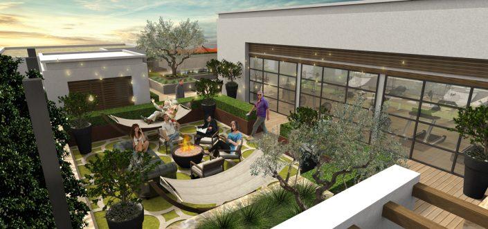 MJS Landscape Architecture   Work